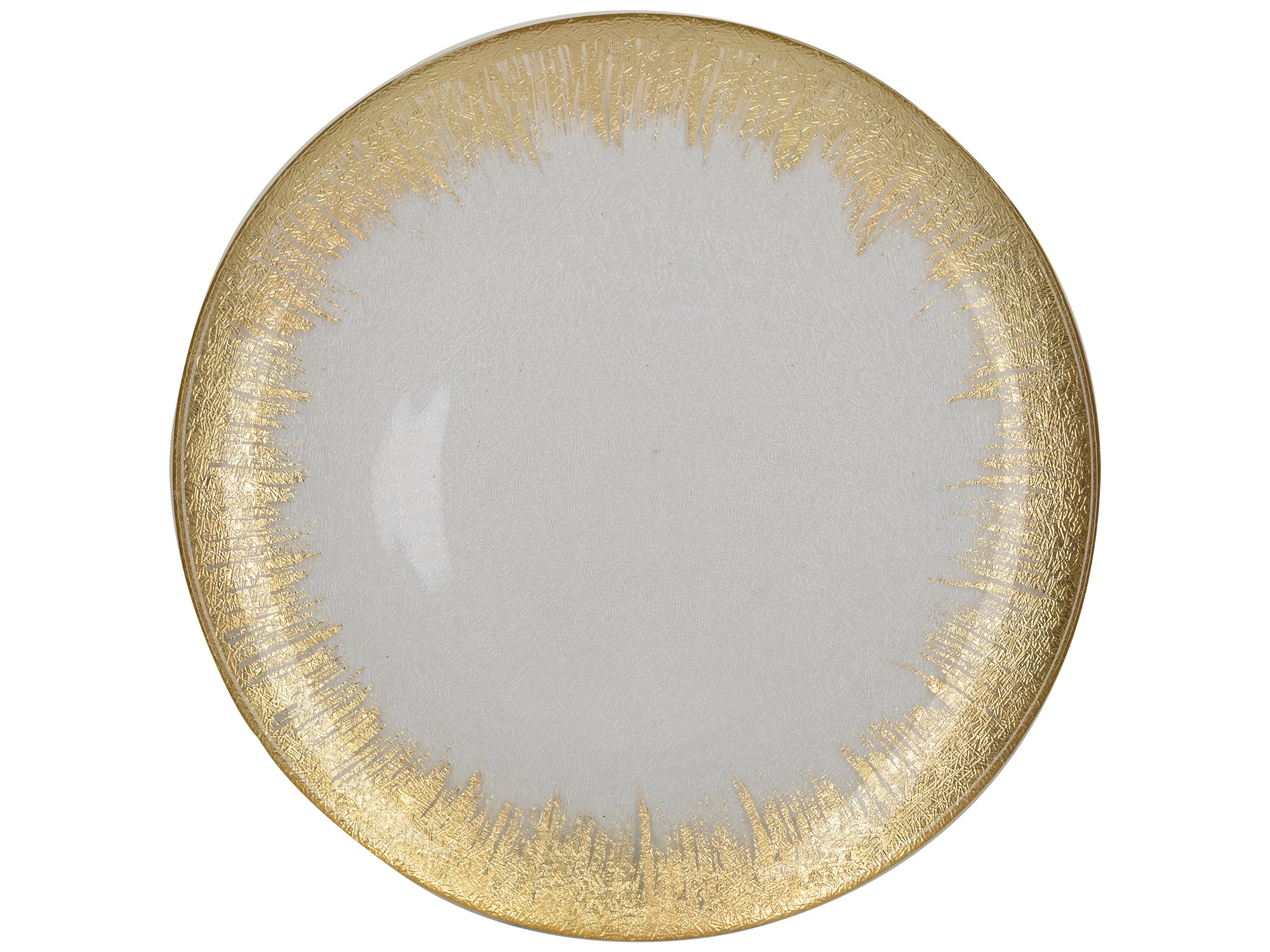 Mikasa Gold Burst Charger Plate