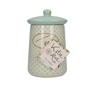 Katie Alice Cottage Flower Tea Storage Jar