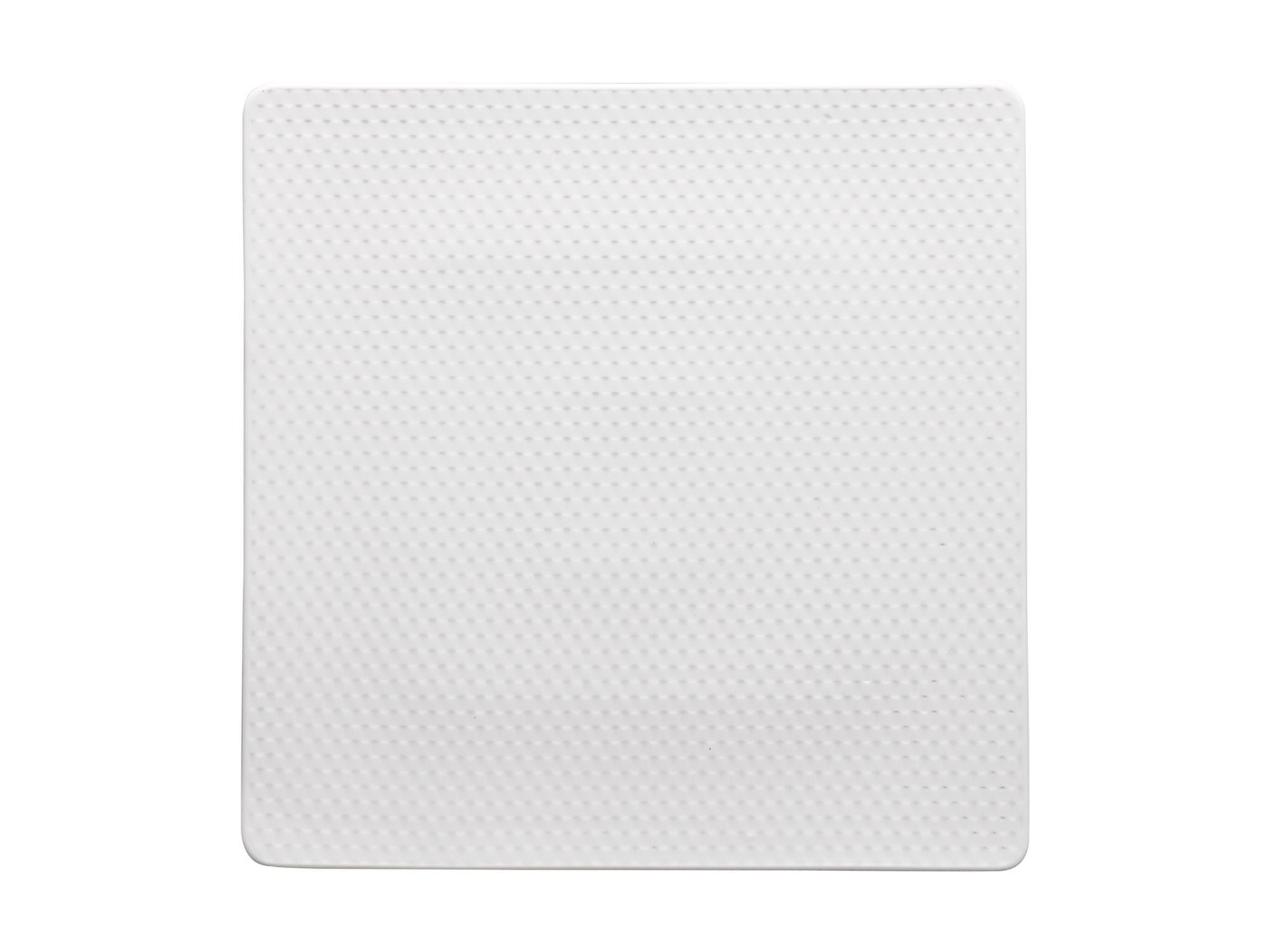 Maxwell & Williams White Basics Contour 26.5Cm Square Platter