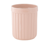 Katie Alice Cottage Flower Crock Pot Pink