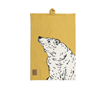 Creative Tops Into The Wild Bear Tea Towel