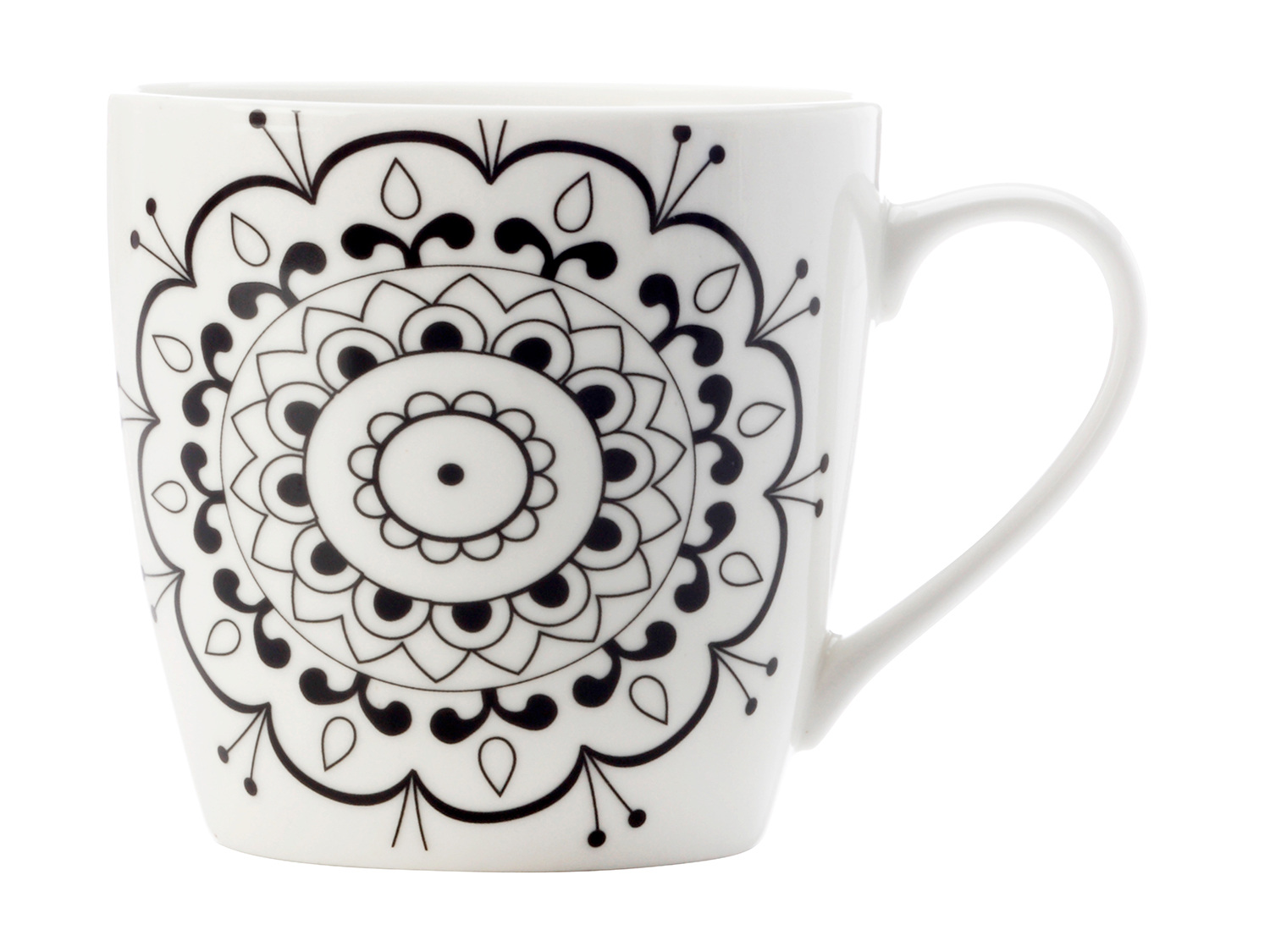 Maxwell & Williams Mindfulness Mandala 470Ml Mug Gift Boxed