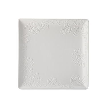 Maxwell & Williams Banquet Bouquet 35Cm Sq Platter