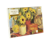 Creative Tops Sunflowers Pack Of 6 Premium Placemats