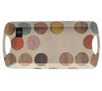 Creative Tops Retro Spot Small Luxury Handled Tray