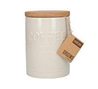 La Cafetiere Origins Embossed Coffee Storage Jar