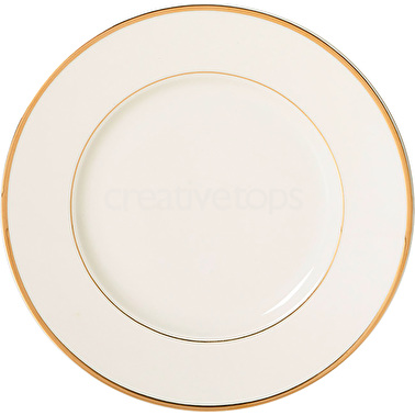 Mikasa Cameo Gold 8.5 Inch Salad Plate