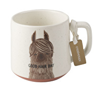 Creative Tops Llama Loose Mug Speckled Finish