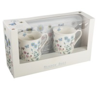 Kew Gardens Meadow Bugs Tea For Two Set