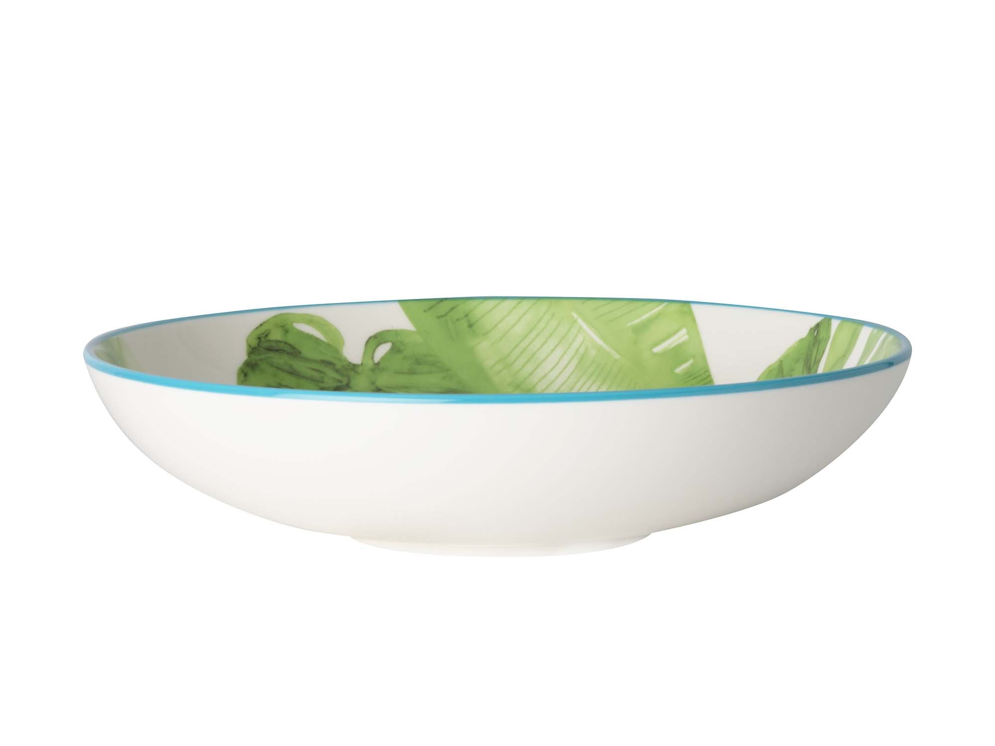 Christopher Vine Paradiso 22.5Cm Shallow Bowl