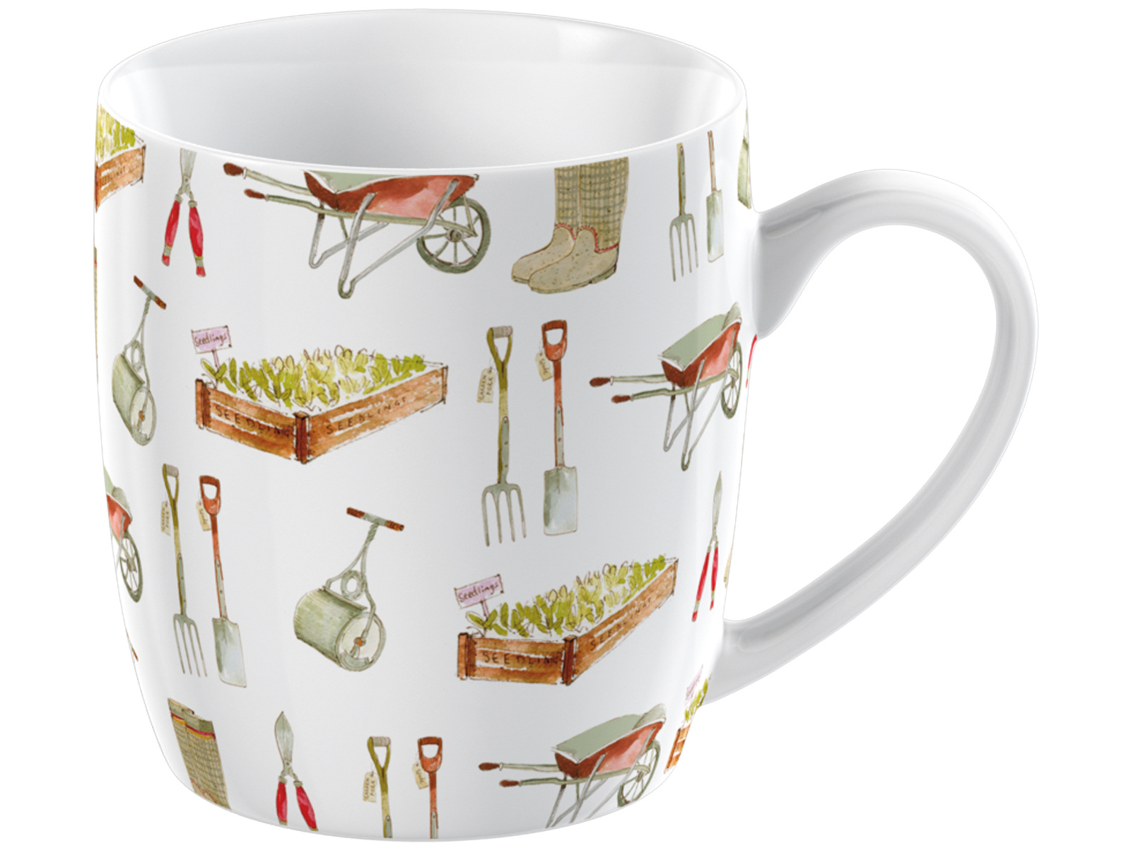 Everyday Home Gardeners Barrel Mug