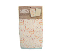Creative Tops Feather Lane Set Of 2 Tea Towels