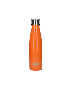 Photo of Built 17 Oz Double Wall Stainless Steel Water Bottle Orange