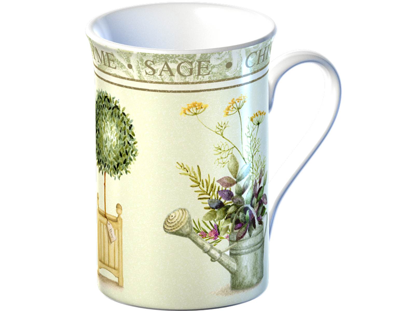 Creative Tops Topiary Mug In A Giftbox