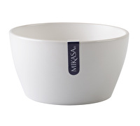 Mikasa Gourmet Basics Home Cereal Bowl White