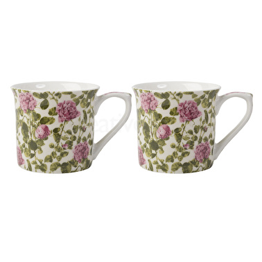 Victoria And Albert Wild Centuries Set Of 2 Palace Mugs