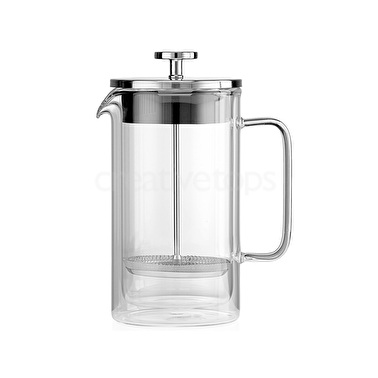 La Cafetiere Cafe Boheme 800ml Coffee Press