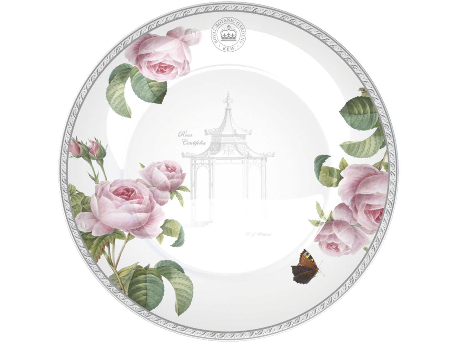 Kew Gardens Redoute Classic Side Plate
