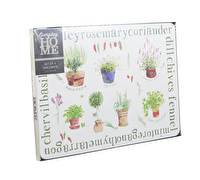 Everyday Home Herb Pack Of 4 Placemats