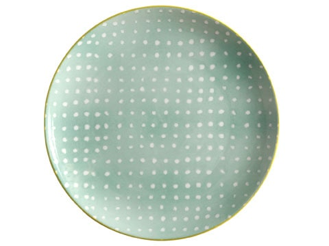 Maxwell & Williams Laguna 20cm Plate Crystal Cove Green