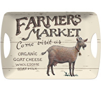 Creative Tops Farmers Market Large Luxury Handled Tray