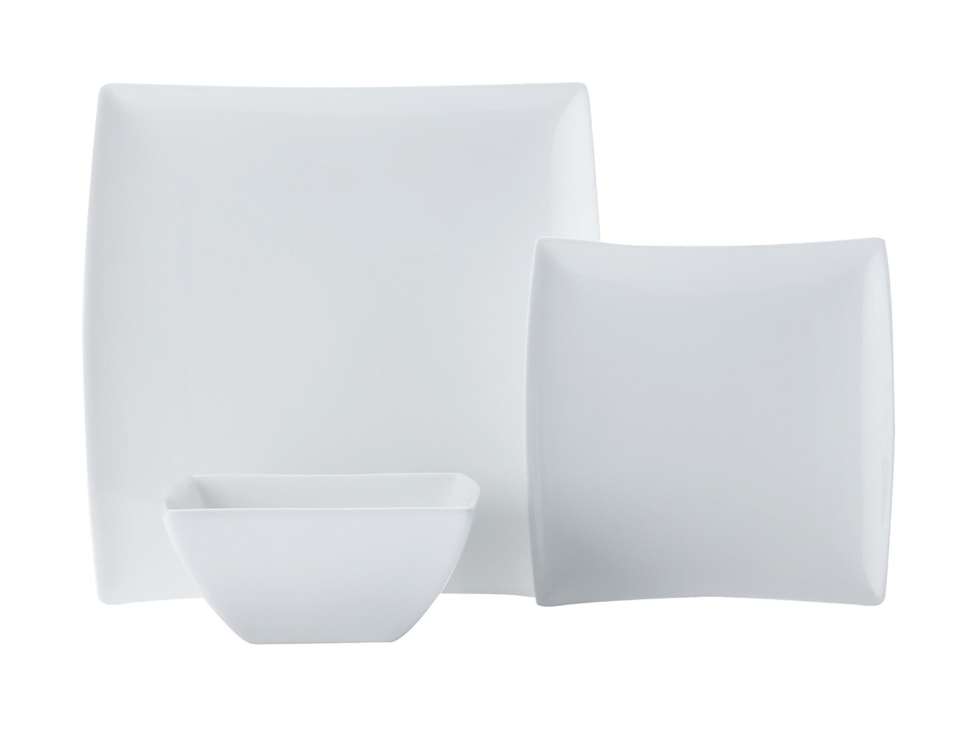 Maxwell & Williams White Basics Emw 12Pc Dinner Set