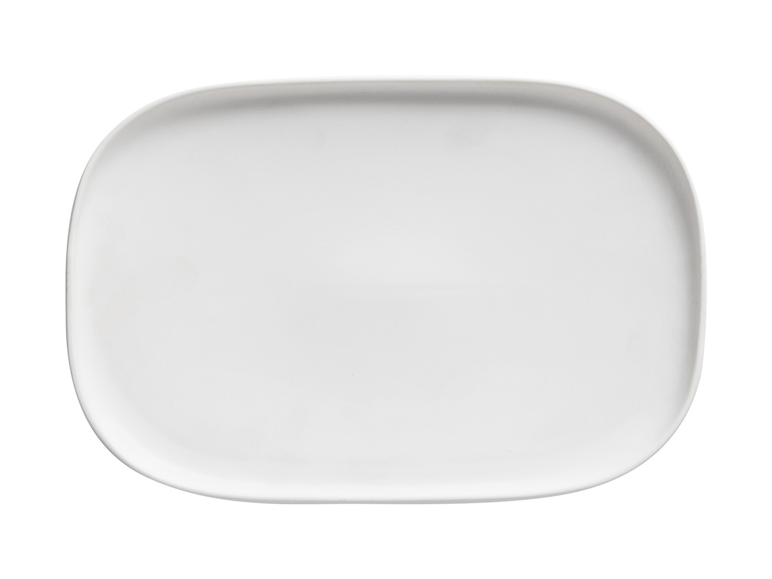 Maxwell & Williams Elemental Rectangle Platter White