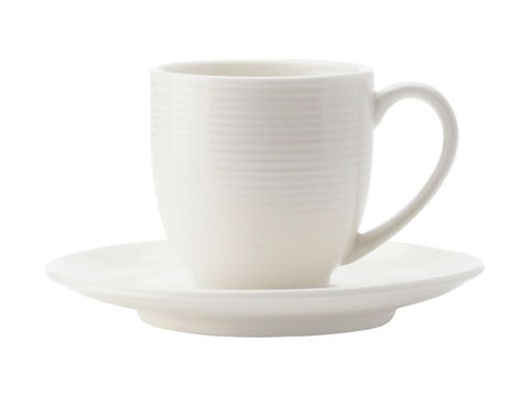 Casa Domani Evolve Demi 100ml Coupe Cup And Saucer