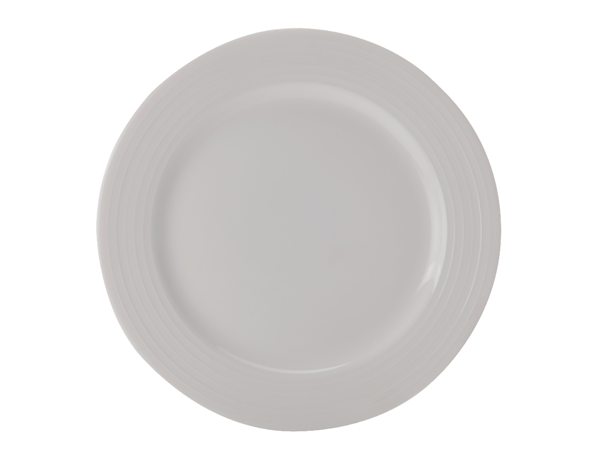 Maxwell & Williams White Basics 23Cm Cirque Entree Plate