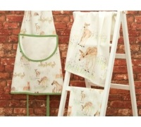 National Trust New Forest Toile Apron