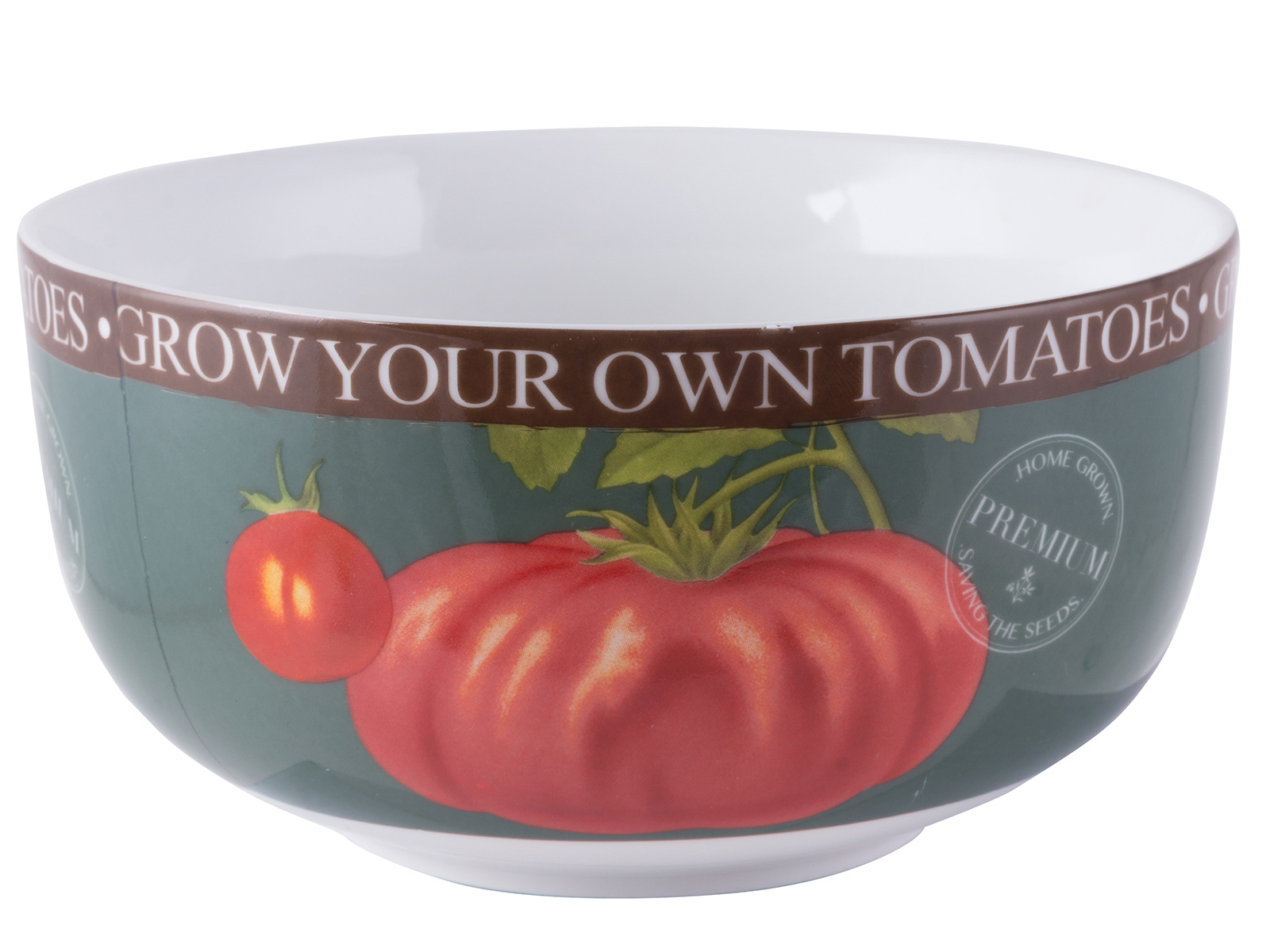 Kew Gardens Seed Garden Tomatoes Soup Bowl