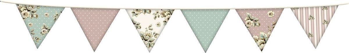 Katie Alice Cottage Flower 5 Meter Bunting