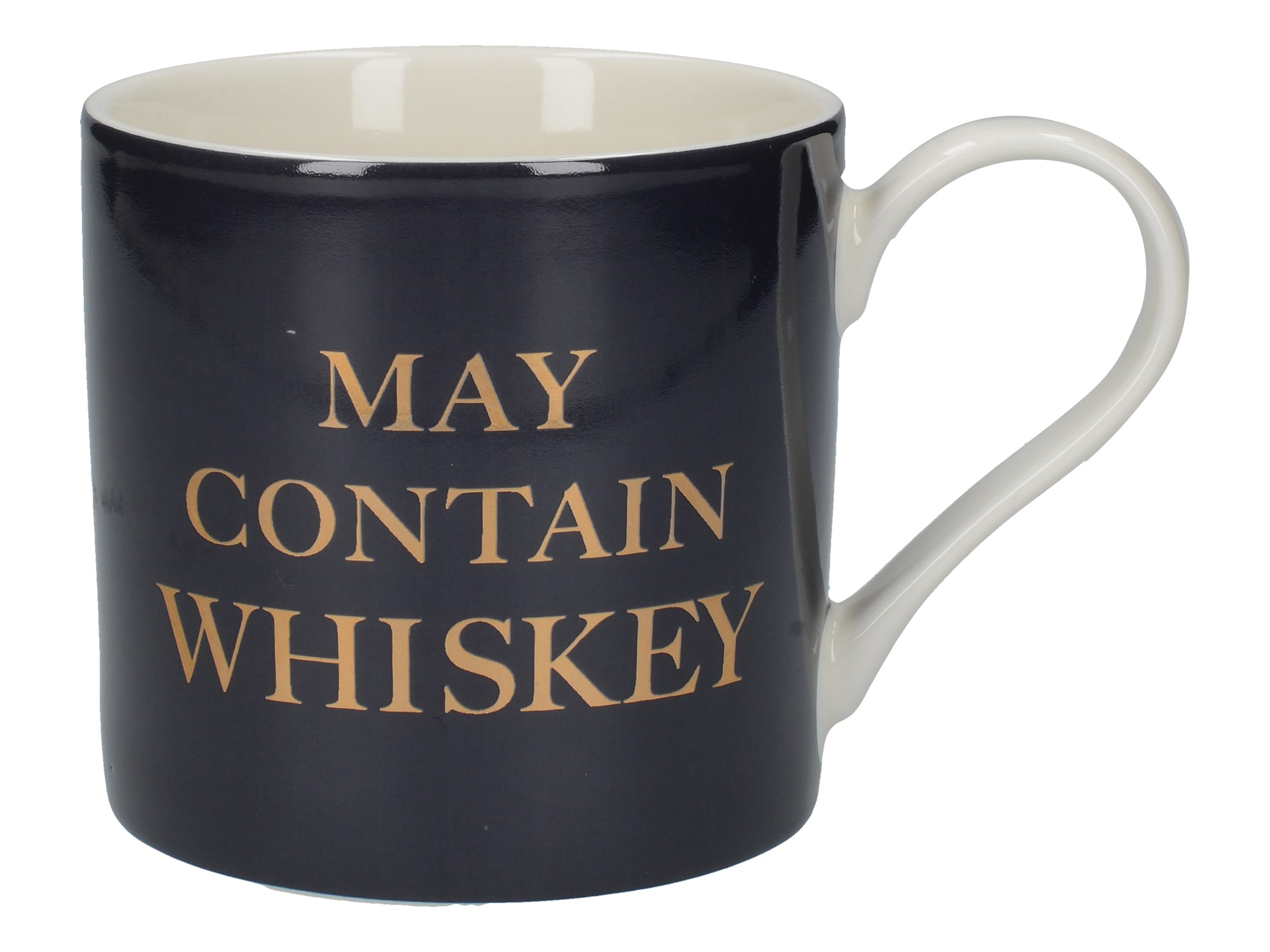 Creative Tops Earlstree & Co May Contain Whisky Wide Can Mug