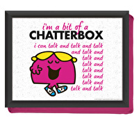 Mr Men Little Miss Chatterbox Laptray