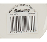 Everyday Home Weasel Can Mug