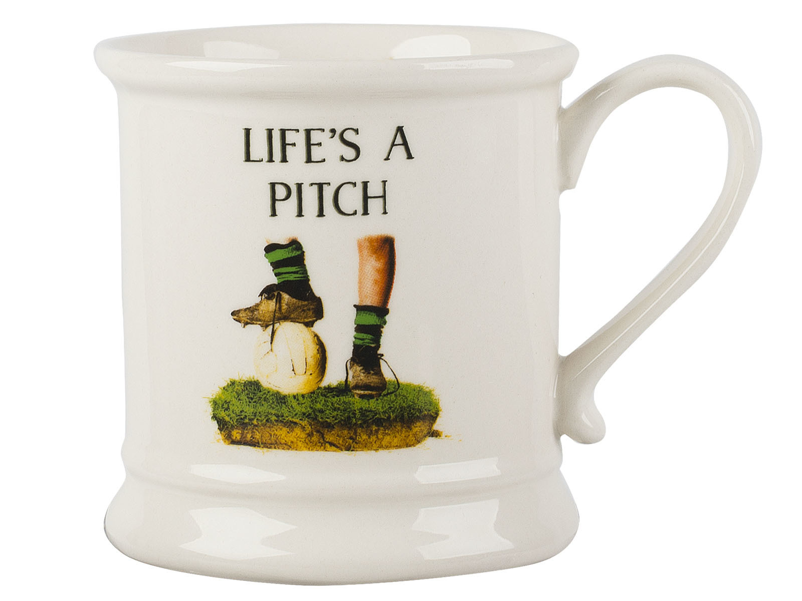 Creative Tops Sport Football Tankard Mug