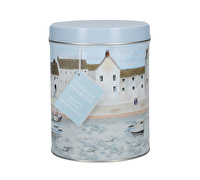 Creative Tops Cornish Harbour Set Of 3 Tins Blue