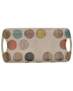 Photo of Creative Tops Retro Spot Small Luxury Handled Tray