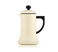 La Cafetiere 1000ml Coco Pot Frother Cream