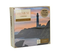 Creative Tops Photographic Lighthouse Pack Of 6 Premium Coasters