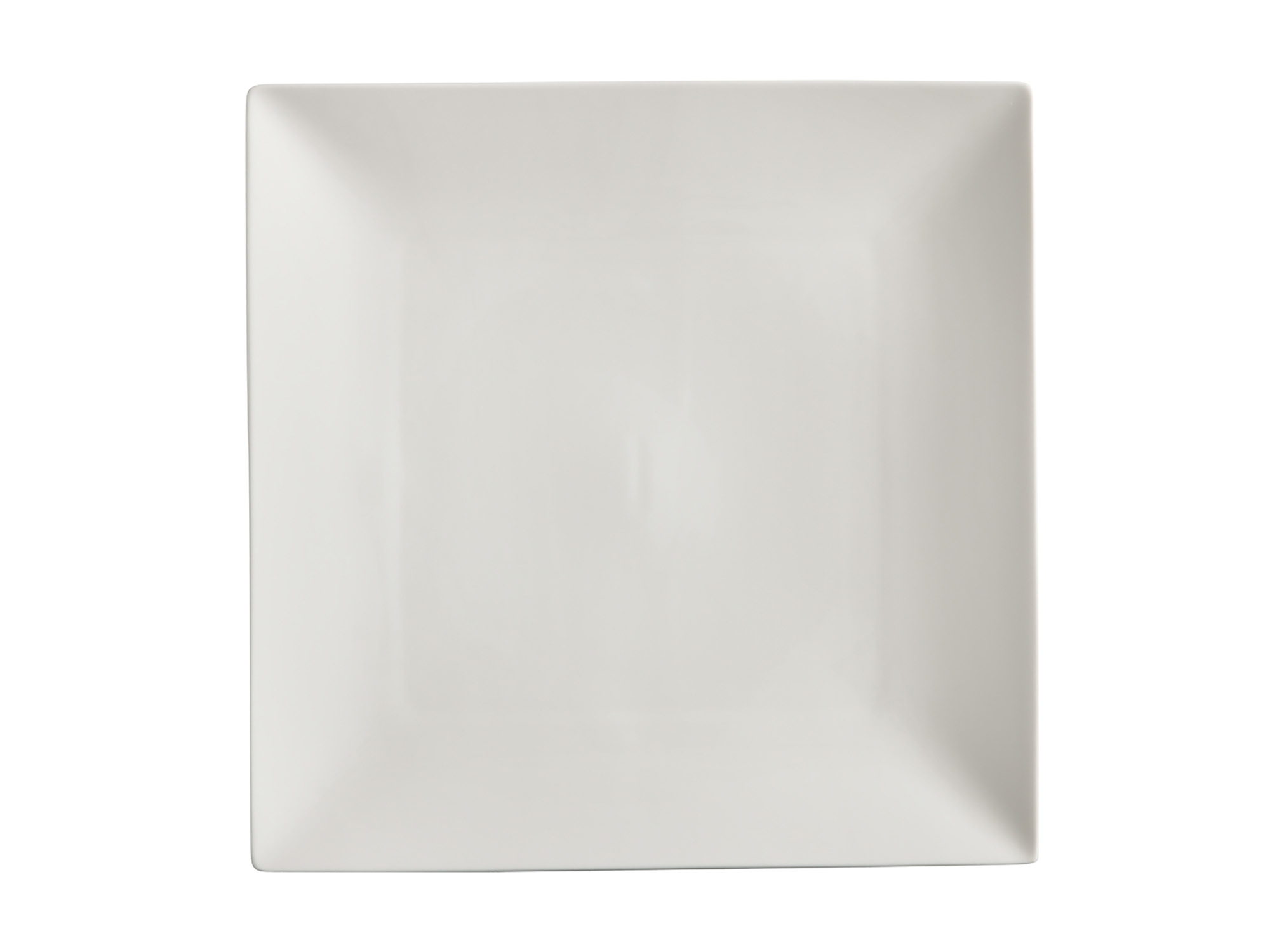 Maxwell & Williams White Basics Linear 15Cm Square Plate