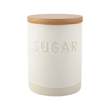 La Cafetiere Origins Embossed Sugar Storage Jar
