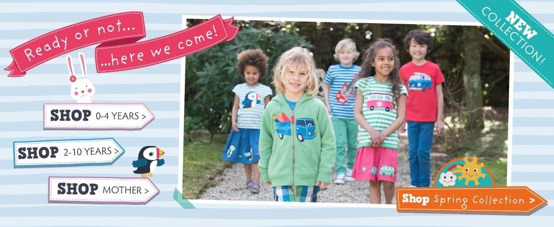 Brand New Kids Range!