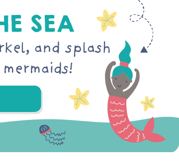 NEW lines out now! Shop Under the Sea!