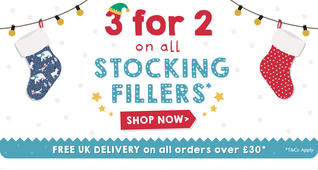 3 for 2 - Stocking Fillers