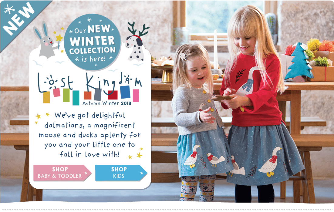 Our NEW Winter Collection is here!