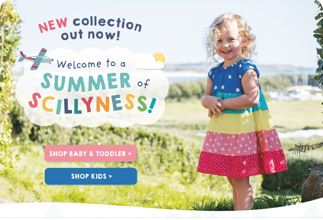 NEW collection out now! Welcome to a Summer of Scillyness!