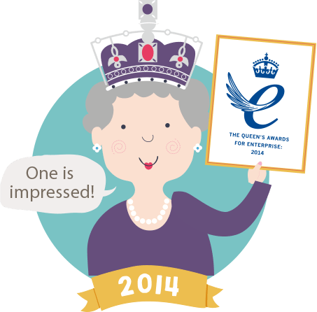 'Queen's Award for Enterprise' - Frugi 2014