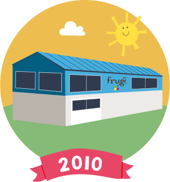 Purpose built Frugi HQ in Helston