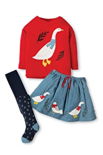 Twirly Skirt Outfit Set